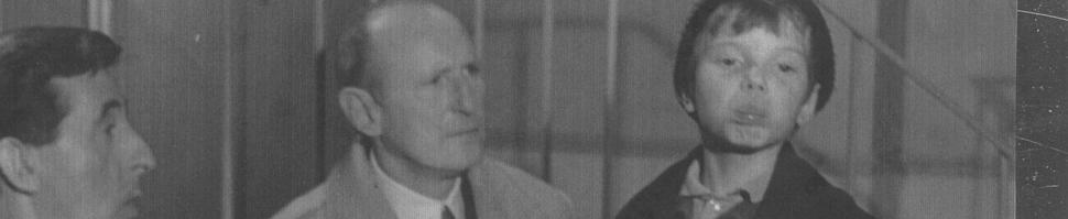 Bourvil, Jean Lefèvre et Jean François Maurin